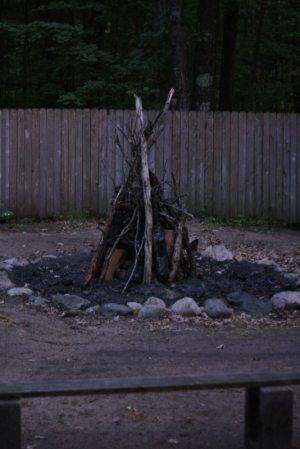 Campfire: ready...